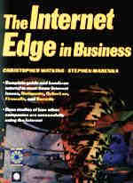 The Internet Edge in Business / Christopher D. Watkins and Stephen R. Marenka
